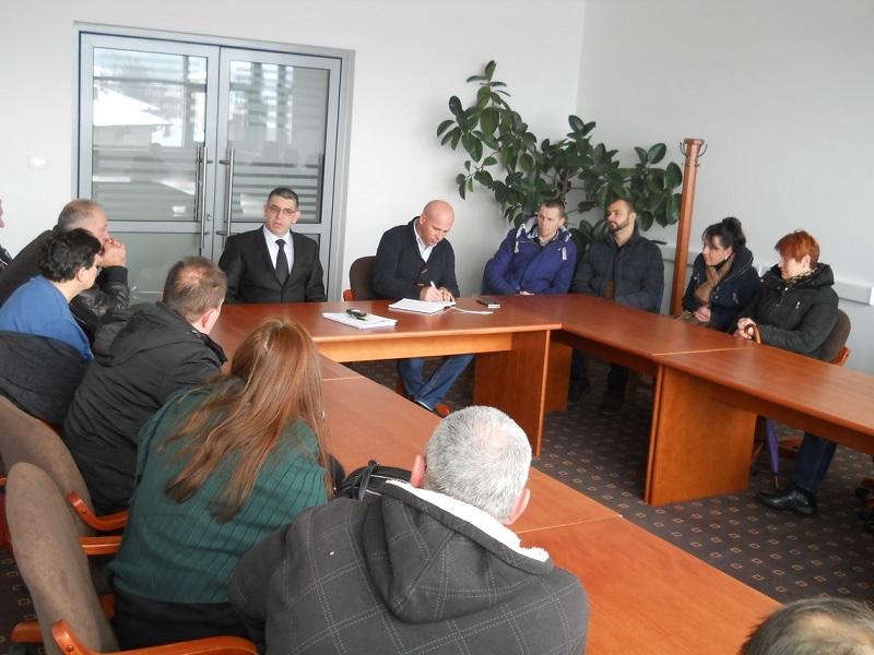 Srebrenički trgovci sa Gradačačke pijace posjetili načelnika općine Srebrenik