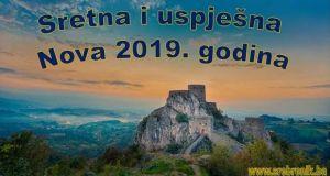 Sretna Nova 2019